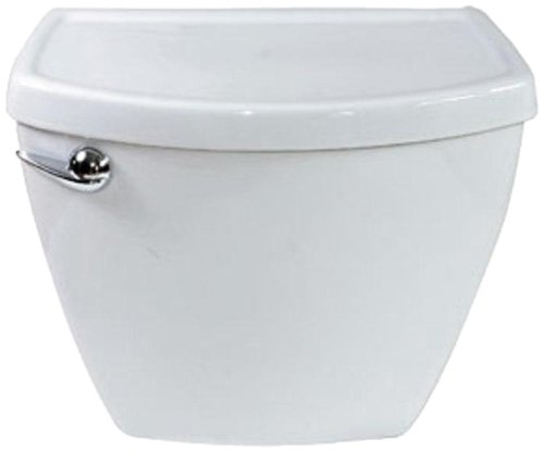hot sale Sterling 404515-0 Windham Tank with Chrome Trip Lever, White