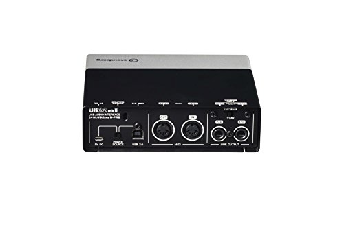 Steinberg UR22MKII 2-Channel USB Interface