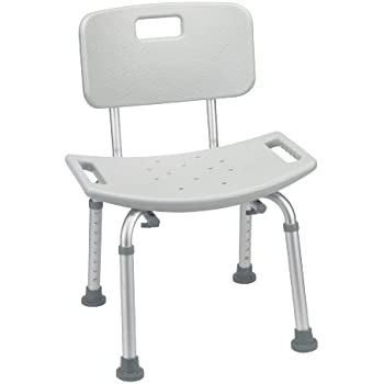 Drive Medical Bariatric Heavy Duty Bath Bench Health Personal Care