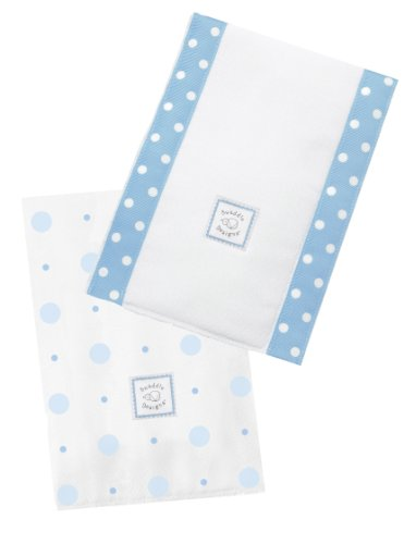 SwaddleDesigns Burpies Cotton Cloths Little