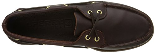 Sperry Top-Sider Mens Authentic Original Boat Shoe,Amaretto,12 W US