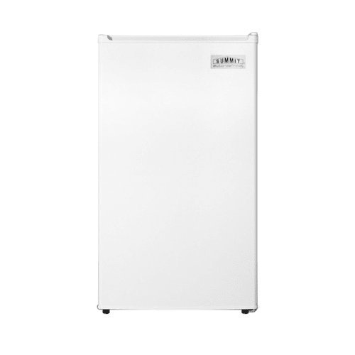 """19"""" Energy Star ADA Compliant Compact Refrigerator with 3.6 cu. ft. Capacity Adjustable Thermostat Crisper Drawer Chiller Compartment and Automatic Defrost in - Summit FF412ESADA"""