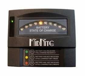 Midnite Solar Battery Capacity Meter, Model# MNBCM