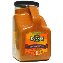Durkee Seasoning Salt - 5 lb. container, 6 per case by Durkee