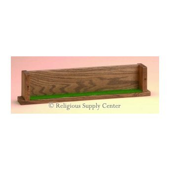 Solid Oak Pew Rack for sale  Delivered anywhere in USA