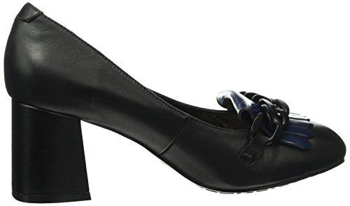 Tosca Blu Wynter, Mocasines para Mujer Negro - Schwarz (C99)