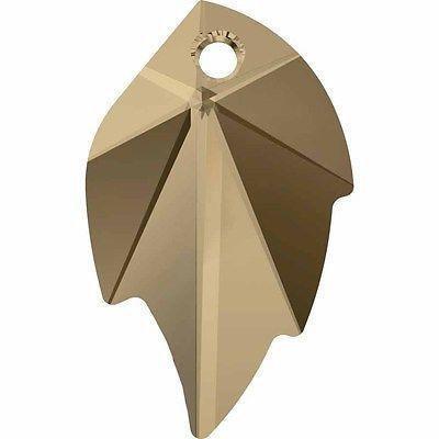 6735 26x16mm Leaf Pendant - 1