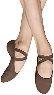 6 B US Cocoa Bloch Mens Performa Dance Shoe