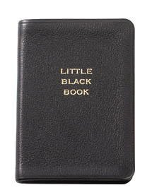 Graphic Image Little Black Book 2 x 3 by Graphic Image