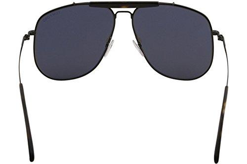 Tom Ford Sonnenbrille (FT0557) schwarz glanz