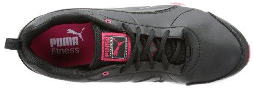 Flextrainer Hallenschuhe Schwarz white Black Puma 03 SL Wn's Damen BqqdIw