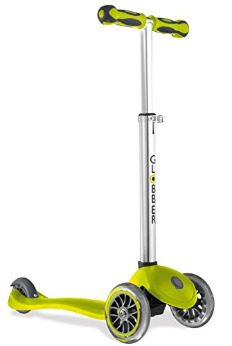 Globber 3 Wheel Adjustable Scooter