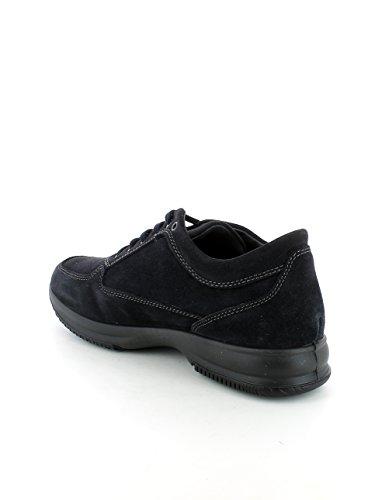 In N 40 Goretx Blu Sneaker E Interactive Camoscio p54nwaq
