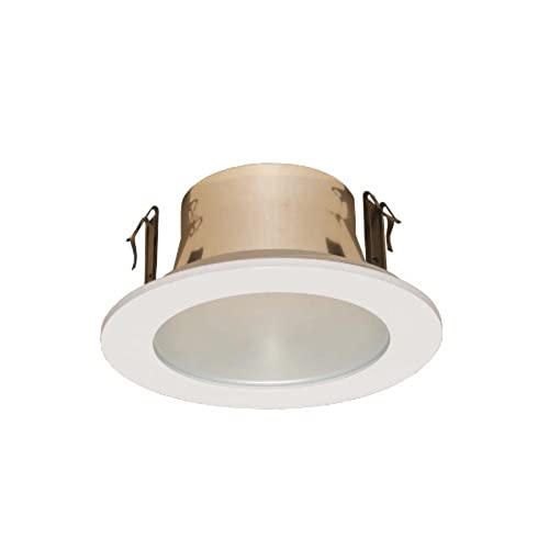 modern shower head recessed bathroom lighting. 4 Inches Frosted Lens Shower Trim For Line Voltage Recessed Light/lighting-white Fit Halo/juno Modern Head Bathroom Lighting G
