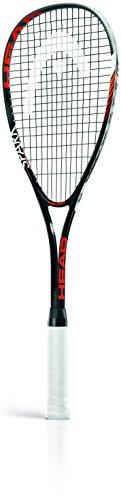 HEAD Spark Edge Squash Racquet, Strung