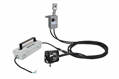 LED Flag Pole Spot Light w/ Integrated Photocell - 10 Wat...