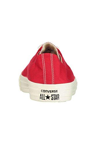 Textil Converse Aus Herrensneaker Niedrige Rot 4q7g87fwn