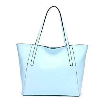 0955a42d760 CHERRY CHICK Women's Big Leather Tote Large Purse Everyday Handbag Birthday  Gift Idea