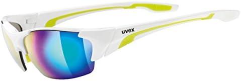 Uvex Unisex Blaze III Sportbrille, One Size