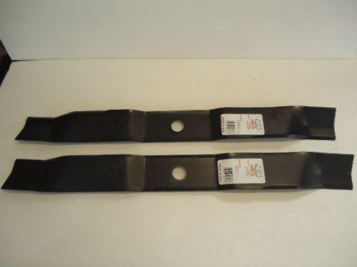 2 unidades cortacésped cuchillas 3 N1 para Murray 095100e701 ...