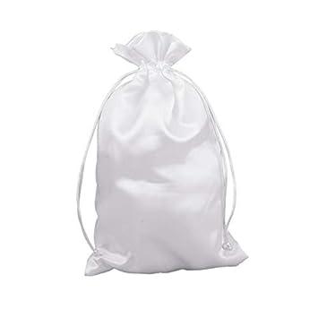 Amazon.com: Bolsas de regalo y envoltura – bolsas de satén ...