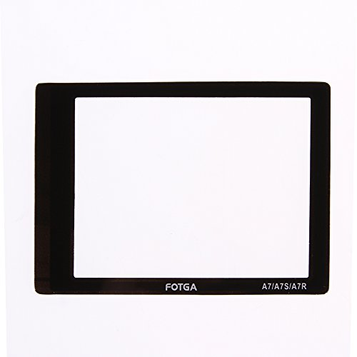 Fotga PRO Optical Glass LCD Screen Protector for Sony Alpha