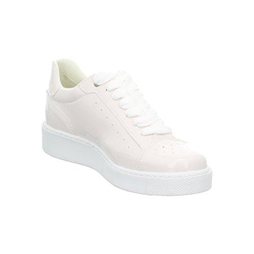 38 Tamaris 1 23672 mujer para 253 cordones Rosa Zapatos de 1 nata4x7OZ