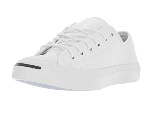 Converse Unisex Jack Purcell Jack Ox White Casual Shoe 11 Men US