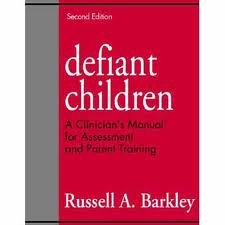 Defiant Children: A Clinician's Manual for Assessment and Parent Training 2nd (second) edition