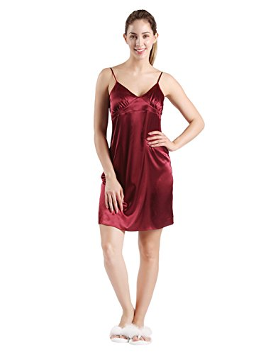 100% Silk Nightgown - 9