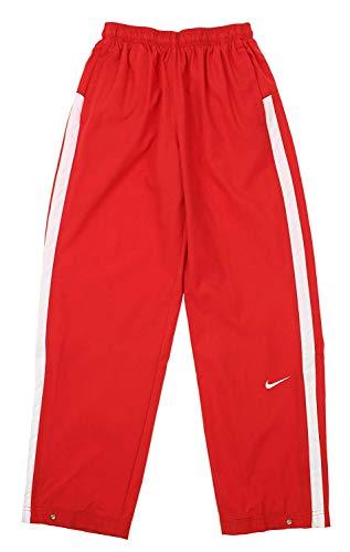 Nike Mens Team Championship Athletic Pants (Medium, Scarlet) ()