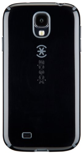 Speck Products CandyShell Samsung Galaxy S4 Case  - Black/Slate Grey (Speck Candyshell S4 Case)