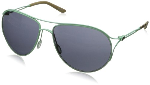 Fox Women's The Stella Aviator Sunglasses,Matte Mint & - Sunglasses Stella