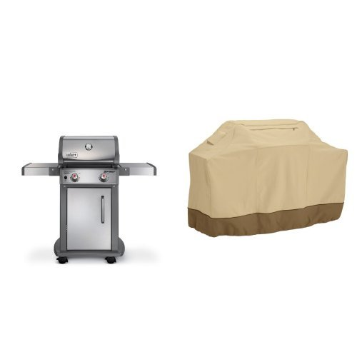 weber-46100001-spirit-s210-liquid-propane-gas-grill-stainless-steel-with-classic-accessories-cover