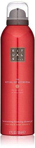(Rituals The Ritual of Ayurveda Foaming Shower Gel, 6.7 fl. oz.)
