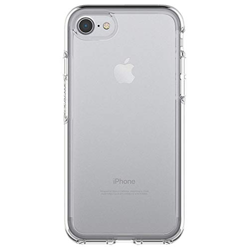 Genuine for OtterBox Symmetry Clear Series Case Slim for iPhone 8 and iPhone 7 Clear