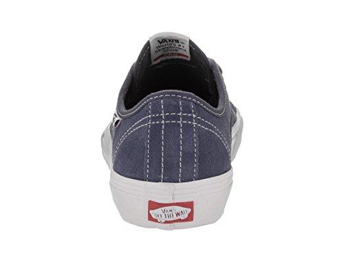 Vans Mens Av Classic Pro Skate Shoe Crown Blu