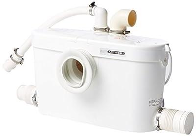 Saniflo 082 Saniaccess 3 Macerator 1/2 HP Pump, White