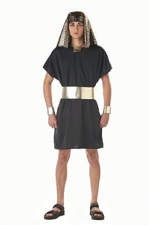 California Costumes Men's Pharaoh Ancient Egyptian King of Nile M Black