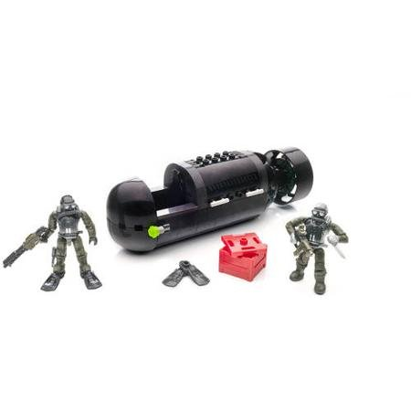 Mega Bloks Call of Duty SEAL Sub Recon for Age 12 Years and Up
