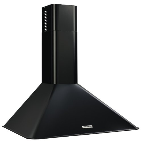Broan RM503023 Elite Rangemaster Wall-Mounted Chimney Hood, 30-Inch, Black
