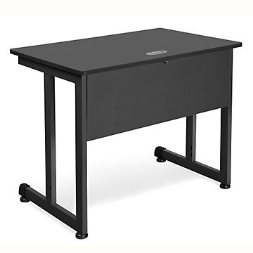 Modular Computer Desk with Modesty Panel - 36