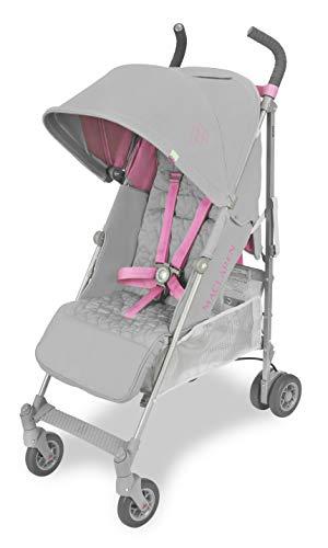 Maclaren Passeggino Quest - Super accessoriato, leggero, compatto. Newborn Safety System™, compatibile con la Culla… 1