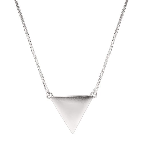 (Silpada 'Triangle' Necklace in Sterling)