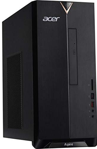 Acer Aspire TC-885 Desktop Computer - Intel Core i5 (8th Gen) i5-8400 2.80 GHz - 8 GB DDR4 SDRAM - 1 TB HDD - Windows 10 Home 64