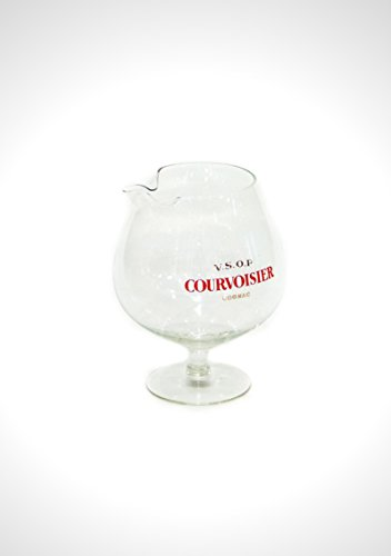 Courvoisier Vs Cognac - VINTAGE HUGE 'COURVOISIER -V.S.O.P COGNAC' PITCHER/SNIFTER