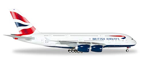 Herpa Herpa Herpa 556040-001 A380 British Airways G-XLEL, farbig 624e16