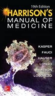 Buy harrisons principles of internal medicine2 vol set book harrisons manual of medicine fandeluxe Choice Image
