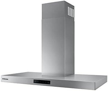Samsung NK5000M De pared Acero inoxidable 668m³/h B - Campana (668 m³/h, Canalizado, B, A, C, 70 dB) [Clase de eficiencia energética B]: Amazon.es: Grandes electrodomésticos