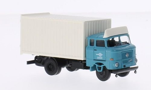IFA W50L MK, Volan, Modelo de Auto, modello completo, Espewe 1:87: Espewe: Amazon.es: Juguetes y juegos